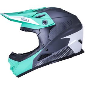 Kali Zoka Dash Helmet Youth, matt seafoam/grey